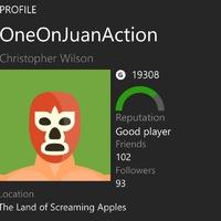 OneOnJuanAction